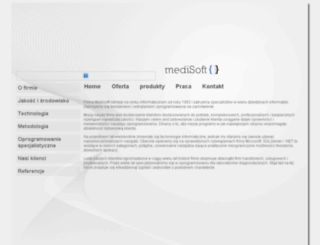 medisoft.com.pl screenshot