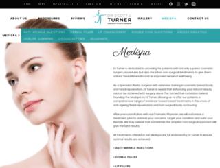 medispainstitute.com.au screenshot