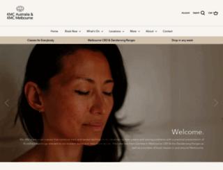 meditateinmelbourne.org screenshot