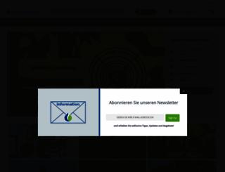 meditecheurope.de screenshot