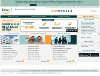 mediterraneosegurosdiversos.es screenshot