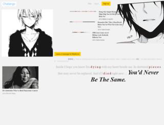 meditsina.chatango.com screenshot