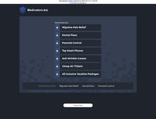 medivators.biz screenshot