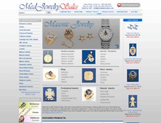 medjewelrysales.com screenshot