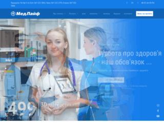medlaif.com screenshot