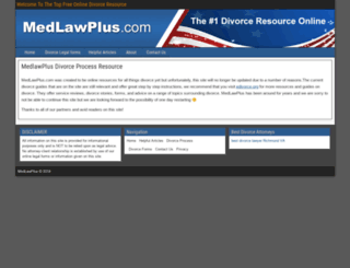 medlawplus.com screenshot