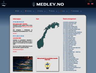 medley.no screenshot