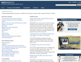 medmerits.com screenshot