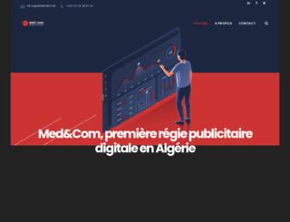 medncom.com screenshot