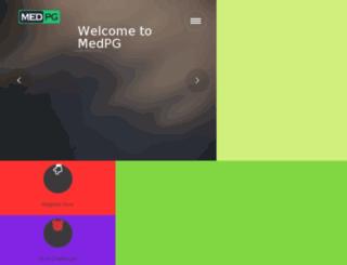 medpg.net screenshot