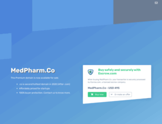 medpharm.net screenshot