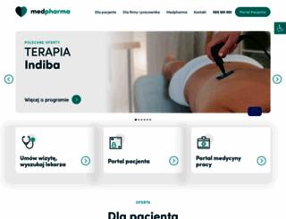 medpharma.pl screenshot
