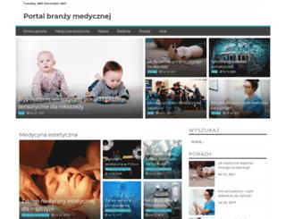 medpharmjobs.pl screenshot
