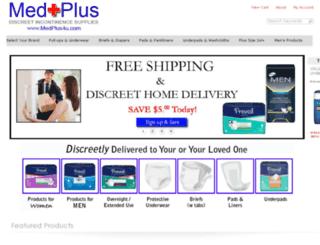 medplus4u.com screenshot