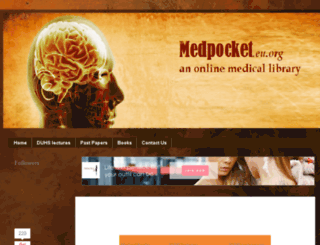 medpocket.eu.org screenshot