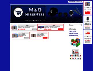 medpresentes.loja2.com.br screenshot
