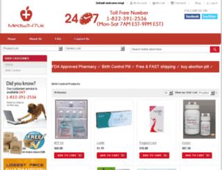meds247uk.com screenshot