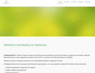 medsegglobal.com screenshot