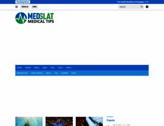 medslat.com screenshot