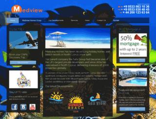 medviewhomes.com screenshot