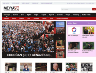 medya73.com screenshot