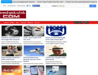 medyakulak.com screenshot