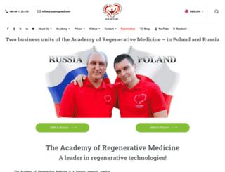 medycynaludowa.com screenshot