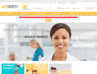 medyczny.adverti.com.pl screenshot