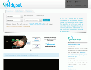 medypal.com screenshot