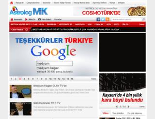 medyumkaan.com screenshot