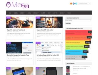 meegg.com screenshot