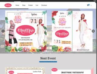 meemaastyle.com screenshot