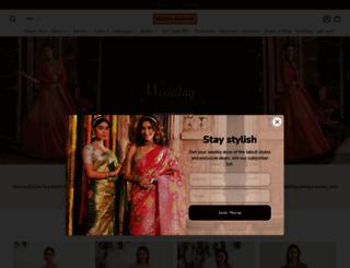 meenabazaar.com screenshot
