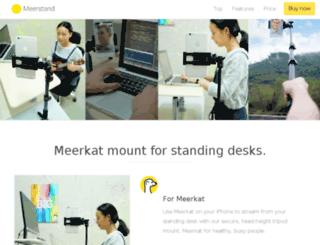 meerstand.com screenshot