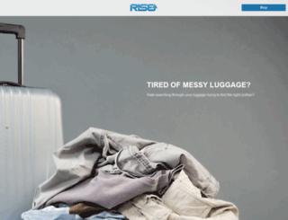 meet-rise.risegear.com screenshot