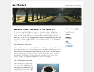 meet-singles.org screenshot