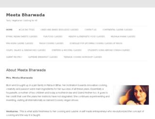 meetabharwada.com screenshot