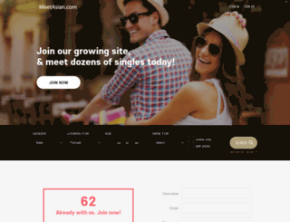 meetasian.com screenshot