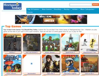 meetgametoday.com screenshot