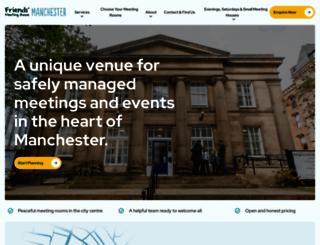 meetinghousemanchester.co.uk screenshot