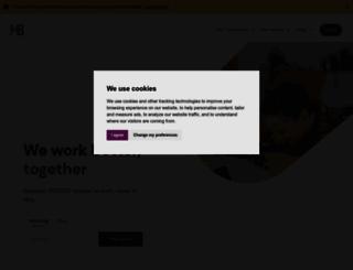 meetingsbooker.com screenshot