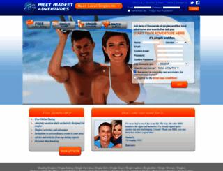 meetmarketadventures.com screenshot