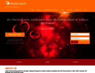meetmatch.com screenshot