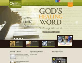 meetministry.worldsecuresystems.com screenshot