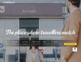 meetown.com screenshot