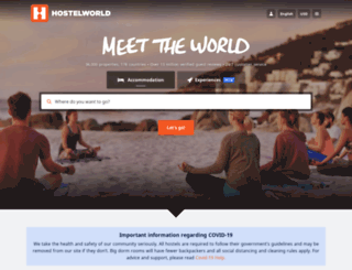 meettheworld.com screenshot