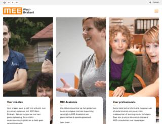 meewestbrabant.nl screenshot