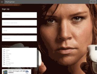 mefighter.com screenshot