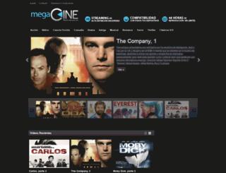 mega-cine.co screenshot