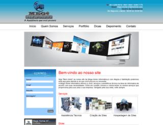 mega-home-informatica.com.br screenshot